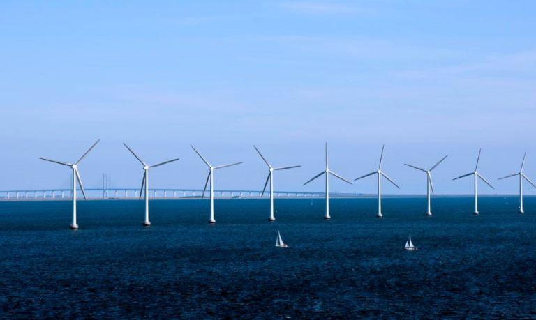 منابع تجدید پذیر بیش از نیمی از انرژی کشور دانمارک را تامین می کنند