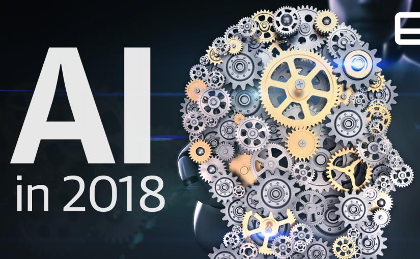 مهمترین فنآوریها در سال 2018