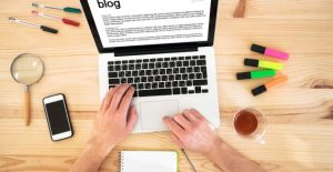 پست وبلاگ