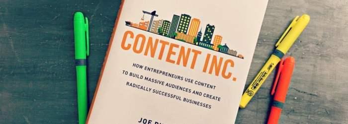 معرفی کتاب: Content Inc مدلی به منظور تولید محتوا و استراتژی محتوای ناب
