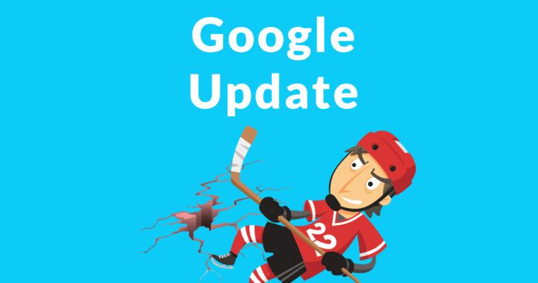 الگوریتم ماه نوامبر گوگل
